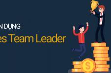 [HN] TUYỂN DỤNG LEADER TELESALES ( Up to 30tr/tháng)