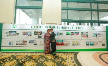 Lễ kỉ niệm 15 năm thành lập Vietlife