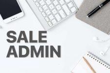 [HCM] TUYỂN DỤNG SALE ADMIN DƯỢC PHẨM